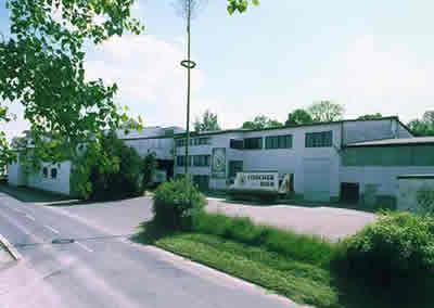 Neubau des Bürogebäudes