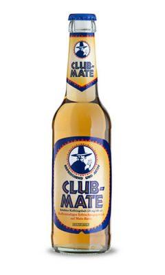 Loscher bringt die lang ersehnte 0,33 ltr. Flasche CLUB-MATE auf den Markt.