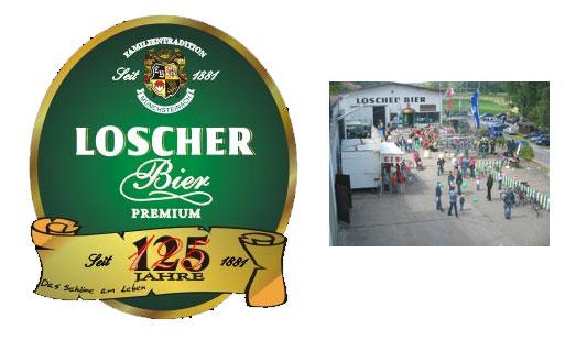 Feierlichkeiten zum 125-jährigen Brauereijubiläum