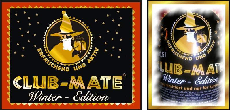 "CLUB-MATE ""Winter-Edition"""