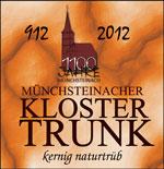 MÜNCHSTEINACHER KLOSTERTRUNK