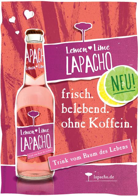 Juli 2018 – Lemon Lime LAPACHO